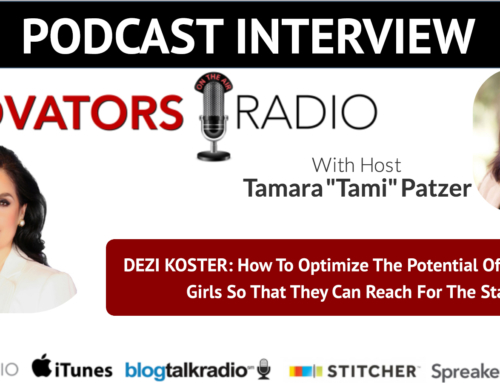 Helping Women & Girls Reach For The Stars Through Optimizing Their Potential – Podcast