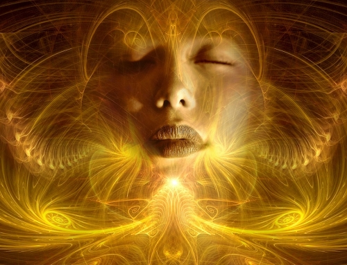 The 4 Pavilions Of The Human Heart Part 1: The Merging of Consciousness Into Matter